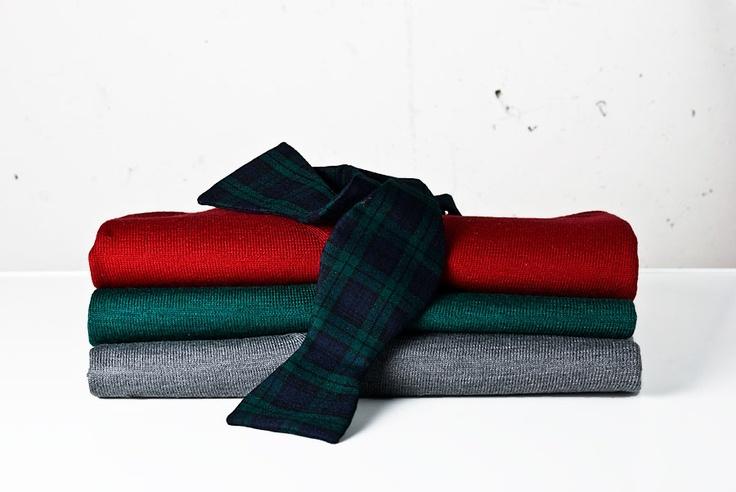 Julklappstips 2012 tröja från Gran Sasso, Wårdhs herrmode i Täby centrum. Photo and styling by Björn Welander.