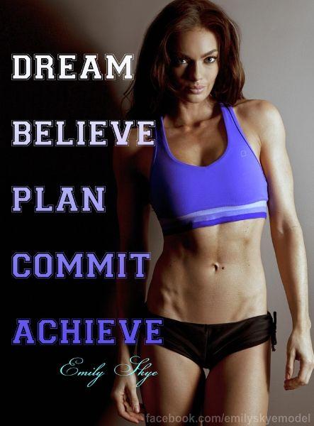Emily Skye: Australian Fitness Model & Health Ambassador