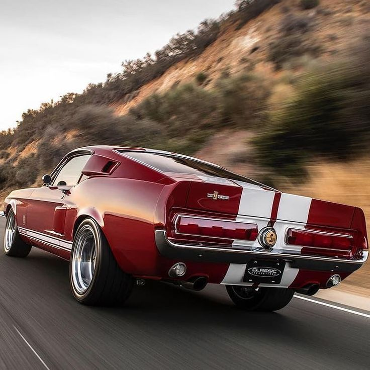 🐎❤🐍1967 Ford Mustang SHELBY GT500CR 🔥Towards eternity…🔥🐍❤….. – Chromes and Horses