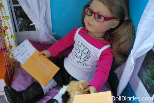 Printable back to school doll play activities