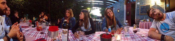 """Alla trattoria """"ai Nebbioli"""" potete assaggiare il nostro #vinobianco sfuso """"Suia"""": http://www.vinicartasegna.it/vini-monferrato/vini-sfusi-in-damigiana/"""