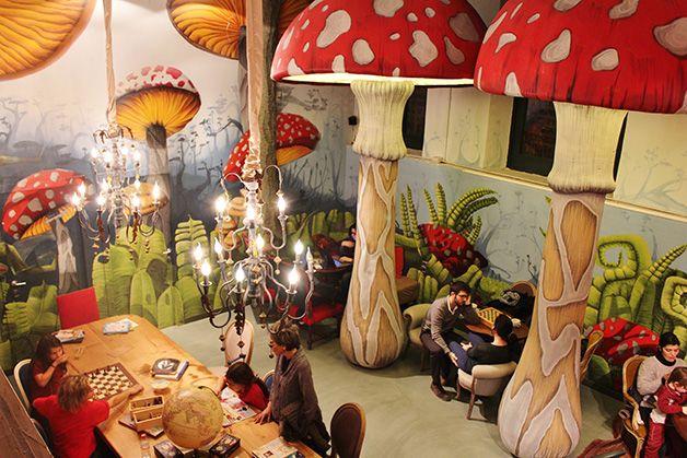 We Pudding: le café des enfants de 0 à 99 ans | Les bons plans de Barcelone