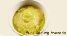 Pure Jagung Avokad :: Pure Corn Avocado :: Klik link di atas untuk mengetahui resep pure jagung avocado