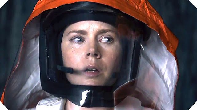 First official trailer for Arrival starring Amy Adams, Forest Whitaker, and Jeremy Renner is online now. Watch it here! #ArrivalMovie #trailer #AmyAdams #JeremyRenner #Scifi #Arrival #ForestWhitaker