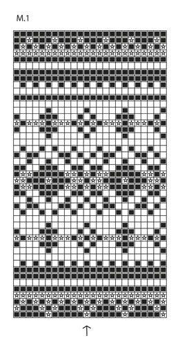 """DROPS Extra 0-813 - Gebreid DROPS heren vest met patroon en sjaalkraag van """"Alaska"""". Maat: S - XXXL. - Free pattern by DROPS Design"""