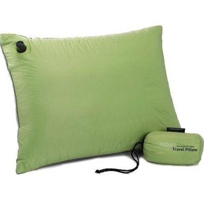 De Air Core Pillow Ultra Light van Cocoon heeft een gewicht van 105 gram en is dus extreem licht. Ideaal voor rugzakvakanties en in het vliegtuig. >> http://www.kampeerwereld.nl/cocoon-air-core-pillow-ulight-wasibi/