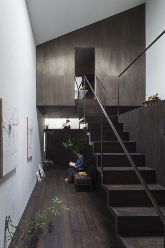 Fragments of architecture Sukima Atelier / Makiko Tsukada Architects