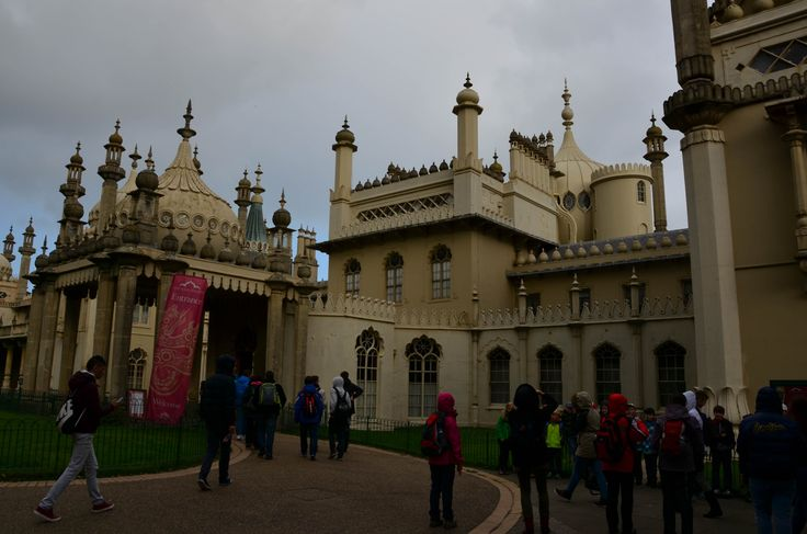 Indian palace - Brighton [England trip]