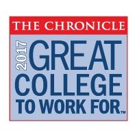 """Oklahoma City University is one of the best colleges to work for in the nation, according to The Chronicle of Higher Education's """"2017 Great Colleges to Work For"""" report"""