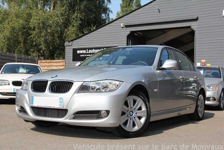 BMW SERIE 3 (E90) (2) 318D 143