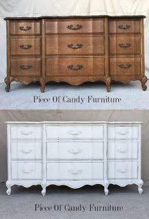 Night Stands, Painted Furniture, Dressers, Houston, Vanities, Bedside Tables,  Dresser Drawers, Painting Furniture, Vestidos