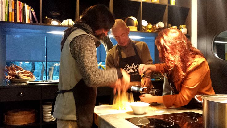 Cooking course at the Cooking and emotional hotel Portugal