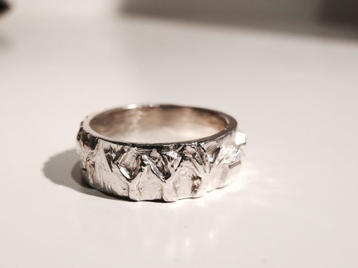 The village ring by StudioContinuum on Etsy https://www.etsy.com/au/listing/271855322/the-village-ring