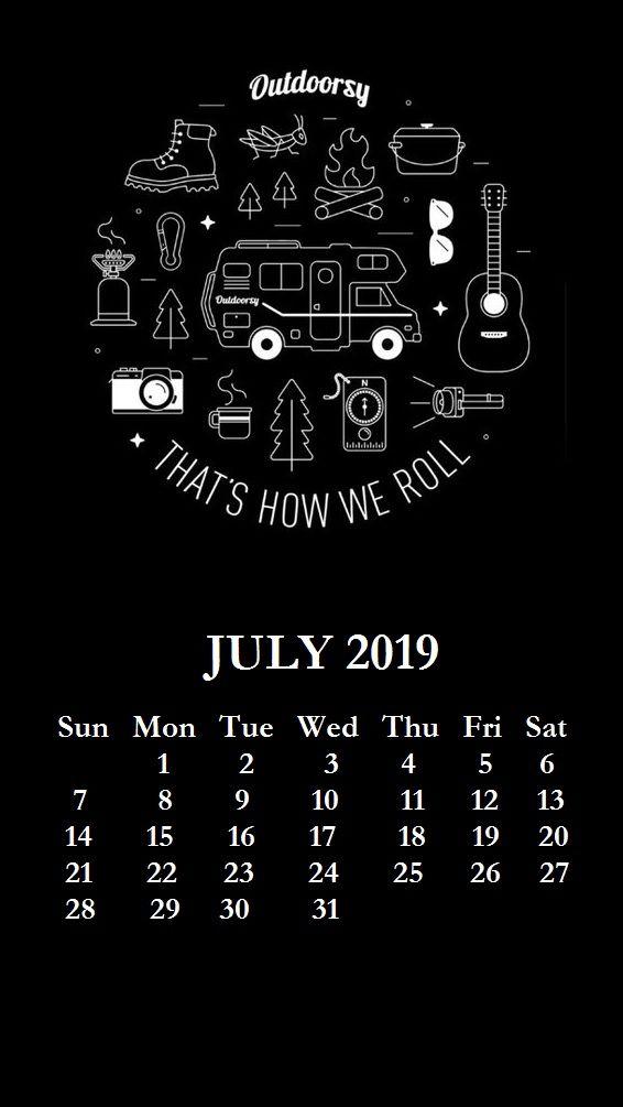 Iphone 2019 Calendar Wallpaper Wallpaper Ponsel Latar Belakang