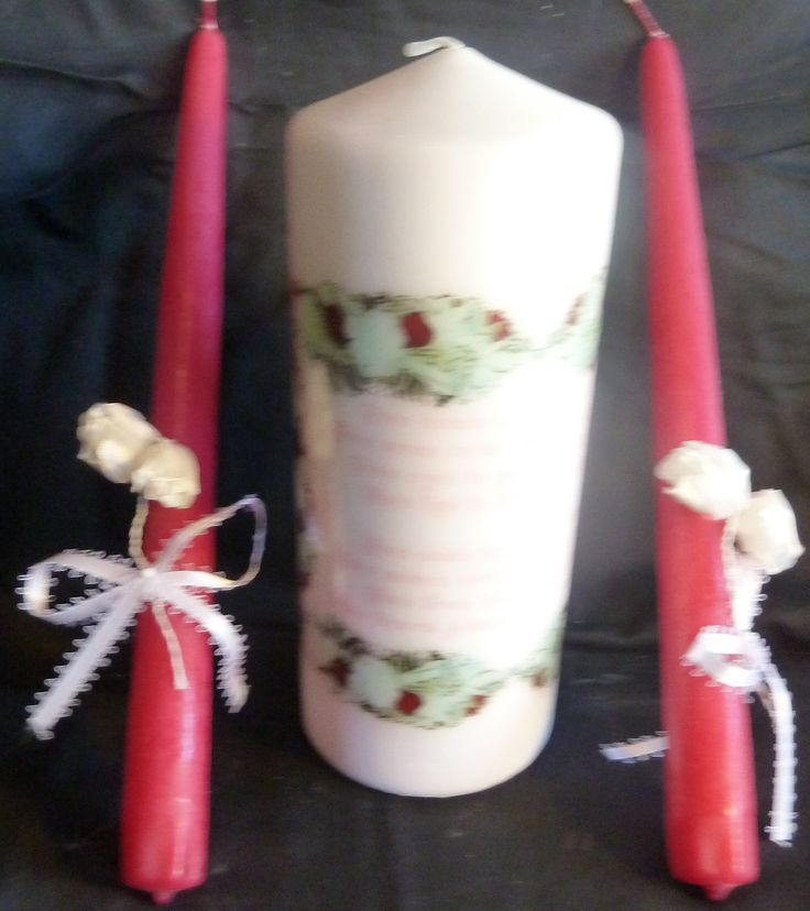 Handmade poemed Candles non scented take a look at some of our other products  take a look at some of our other products on our page https://www.facebook.com/Wildproductdesign