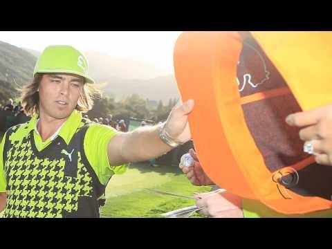 Back9 Network's hottest host Charles Everett on COBRA PUMA COMPANY PROFILE, 2012 PGA SHOW