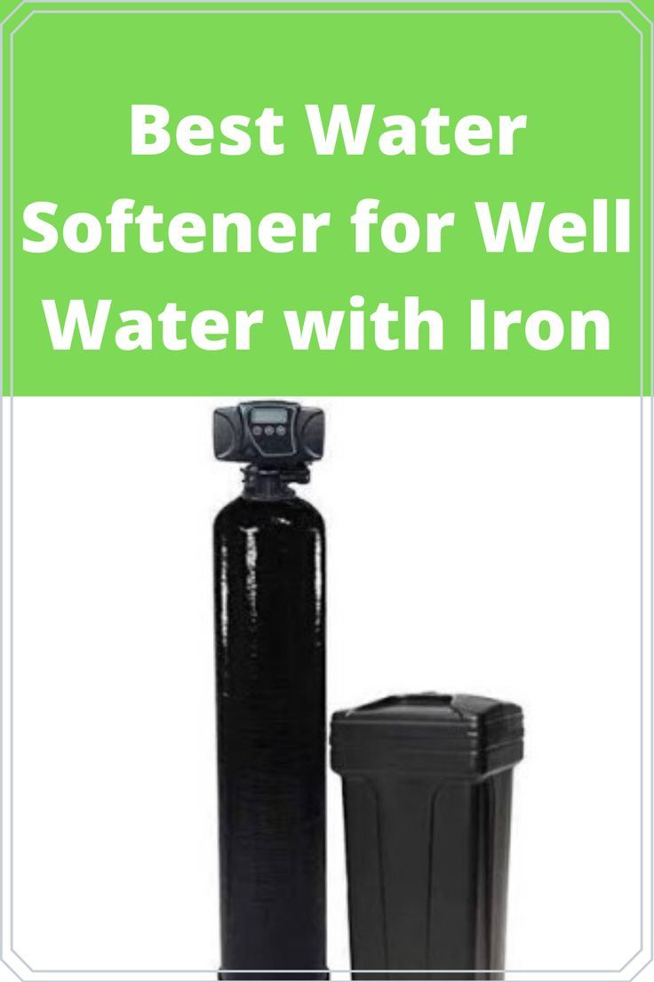 After going through hundreds of water softeners reviews