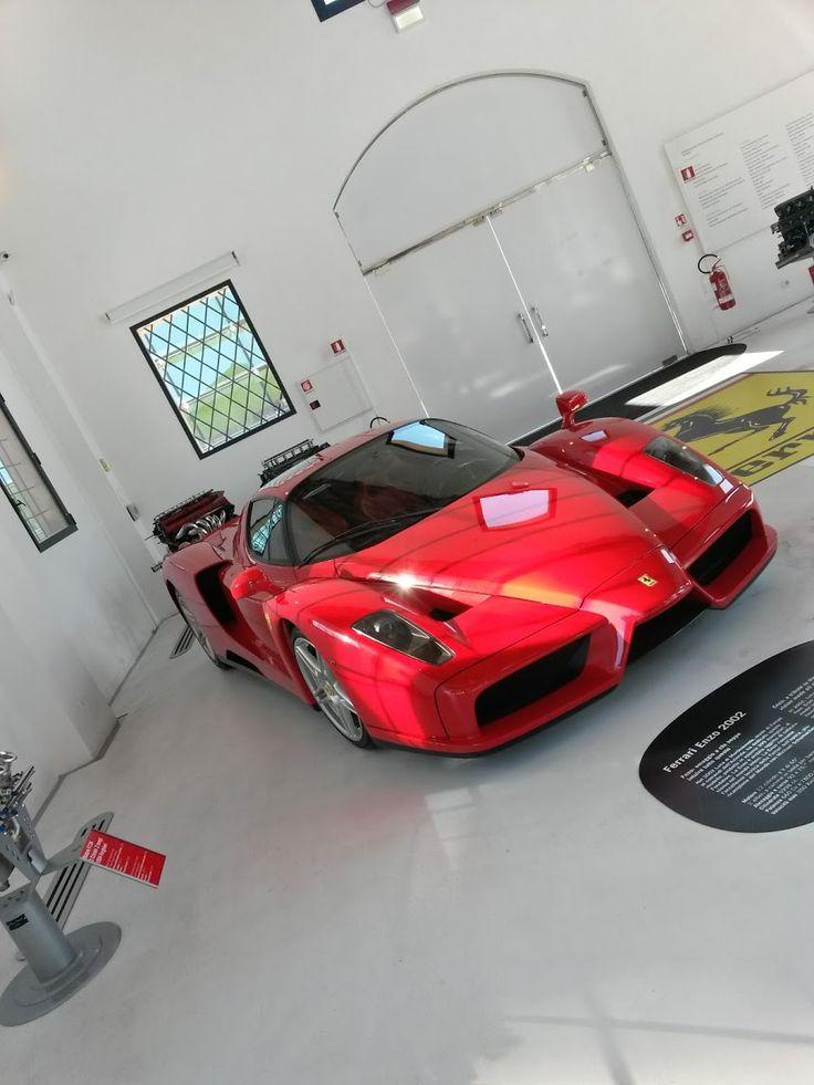 Museo Ferrari Maranello/ Museo Enzo Ferrari Modena 14/08/2014 !!! (1 parte)