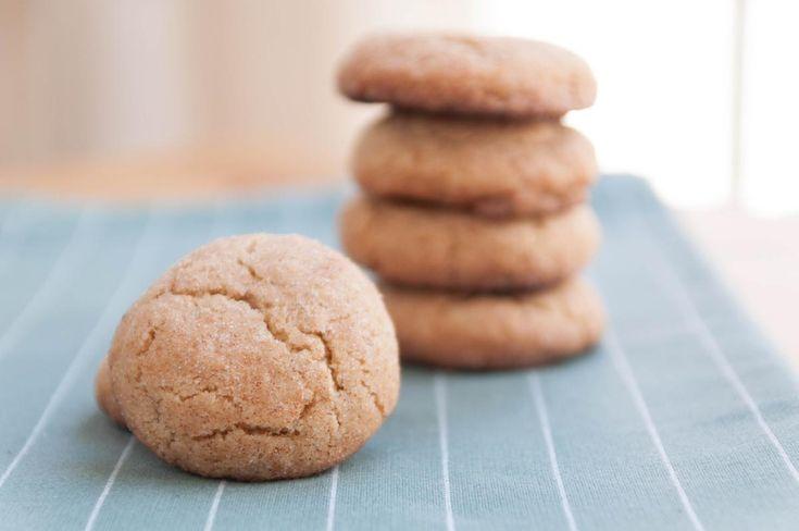 Galletas de azúcar y canela, snickerdoodle | Cocina