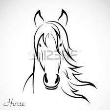 Paardenhoofd Kleurplaat Idee 235 N Over Kleurpagina S Voor
