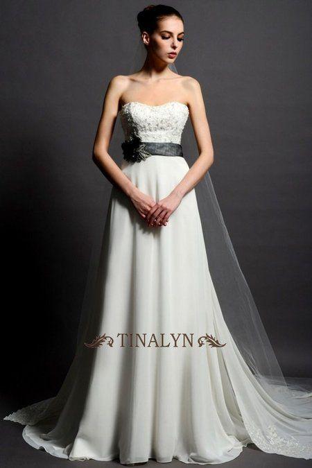 ウェディングドレス花嫁ドレス披露宴二次会演奏会サイズオーダー無料オーダードレス
