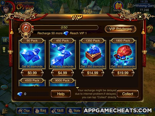 Loong Craft Tips, Cheats, & Hack for Silver & Diamonds  #Action #LoongCraft #RPG http://appgamecheats.com/loong-craft-tips-cheats-hack/ Full cheats guide at http://appgamecheats.com/loong-craft-tips-cheats-hack/