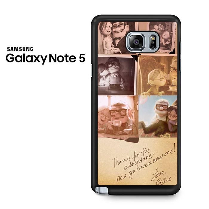 Love Story Of Carl And Ellie Samsung Galaxy Note 5 Case
