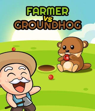 HTML5 Game Showcase: Farmer vs Groundhog