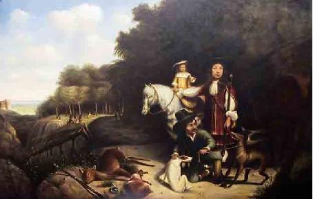 Willem Adriaen van der Stel (1664-1733), son of govenor Simon van der Stel