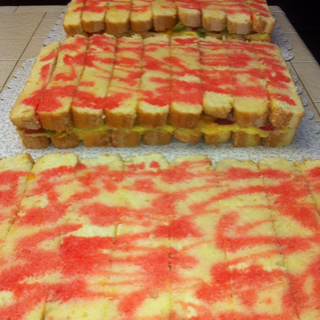 how to make zuppa inglese cake
