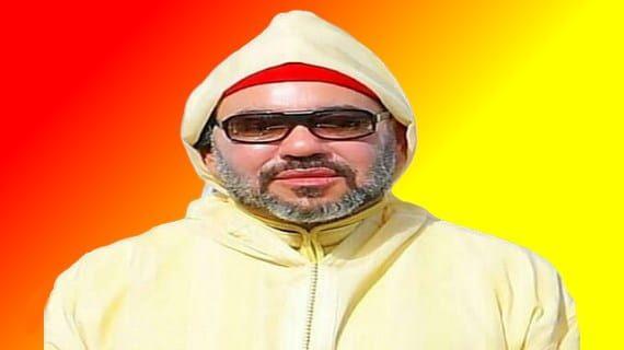 برقية تعزية من الملك محمد السادس إلى رئيس مجلس نواب الشعب التونسي إثر وفاة رئيس الباجي قايد السبسي Roi