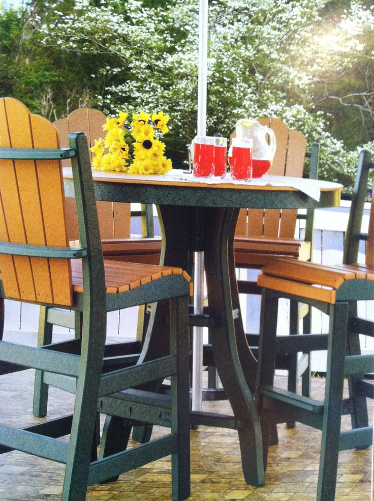 1000 Images About Amish Polyresin Outdoor Furniture On Pinterest Patriots Cherries And