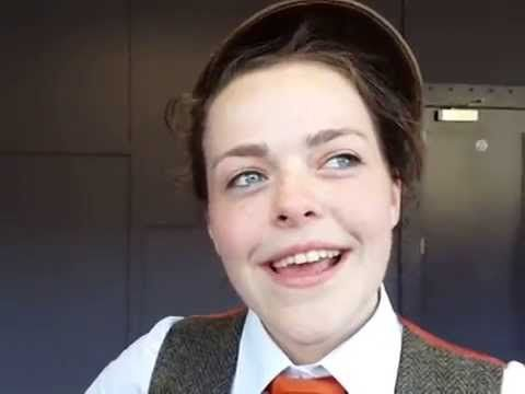 Funny liverpool accent of this amazing girl