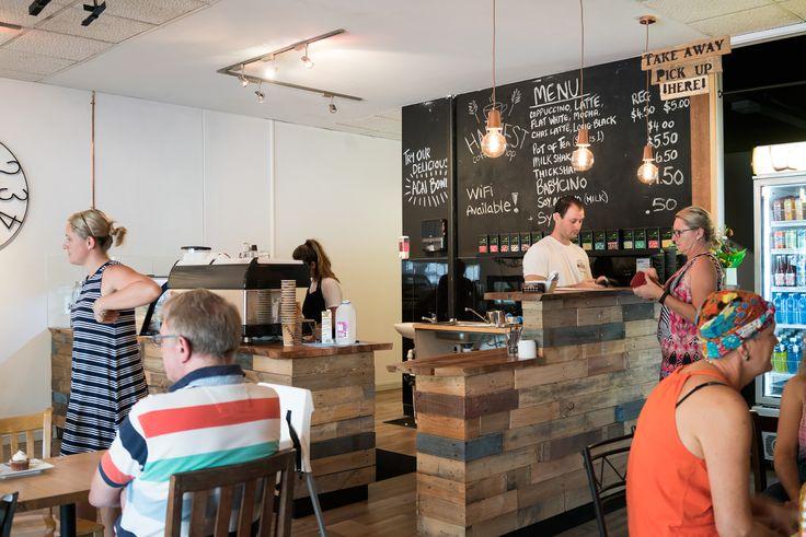 Harvest Coffee Shop, Anula