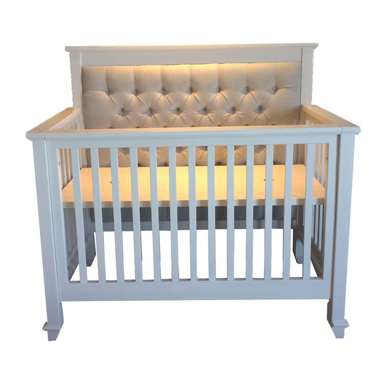Hand-crafted Jayden Cot