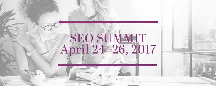 Register for April's SEO Summit - https://helenowen.org/register-for-aprils-seo-summit/