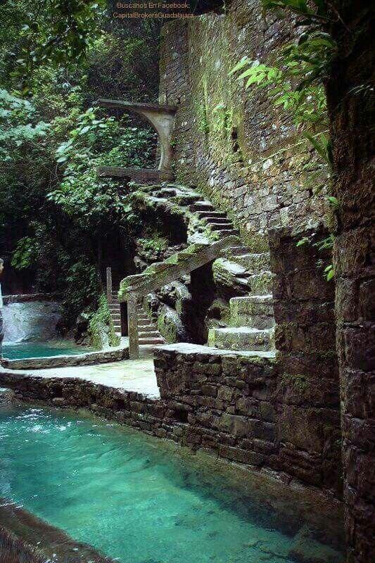 Xilitla s.l.p México