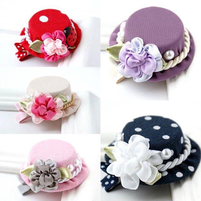 Kapelusze #hat #girl #moda #fashionkids #filipola #fashion #flower #instagirl #l4l #f4f #handmade