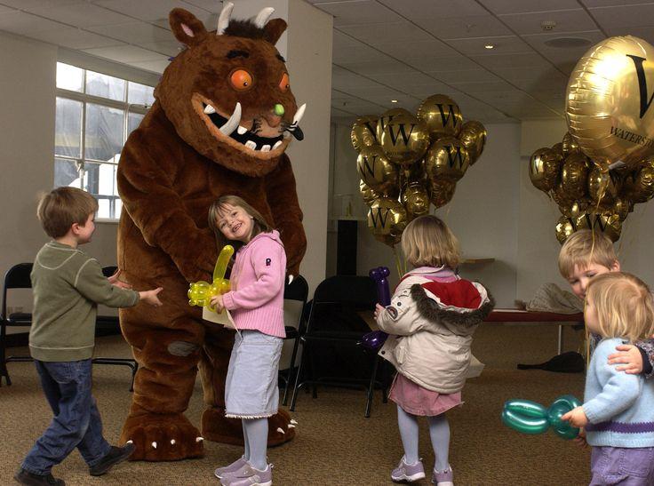 The Gruffalo #mascot #costume #character