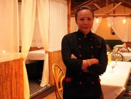 Ching-He Huang, host of Restaurant Redemption andEasy Chinese