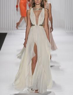 DIY Inspiration: Grecian Goddess Dress