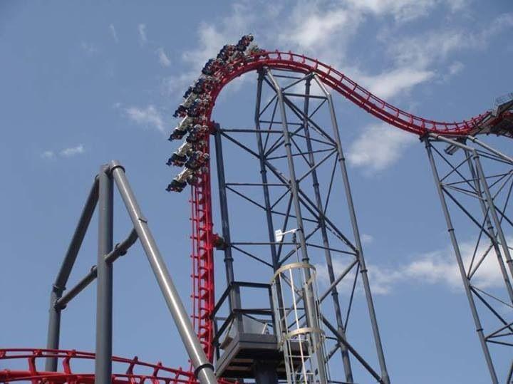 x2 roller coaster - photo #18