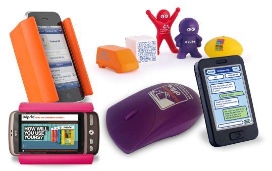 Some great promotional Desk Items from Urofoam! http://ukstressballs.co.uk/