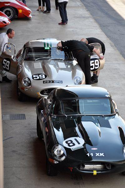 #Jaguar E-Type                                                                                                                                                                                 Plus