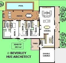 20 best T Shaped Houses Plans images on Pinterest