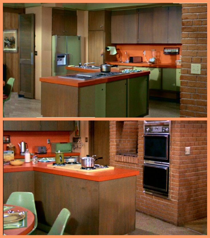 The Brady Bunch Kitchen   Everyone Needed One Of These Of Course It Had To  Be Part 34
