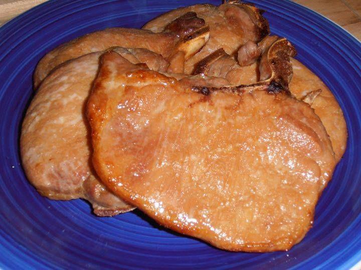 Weeknight Pork Chops 4 5 Thin Cut Bone In Pork Chops 1 4 C