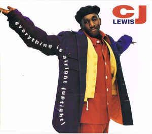 CJ Lewis - Everything Is Alright (Uptight) (CD) at Discogs
