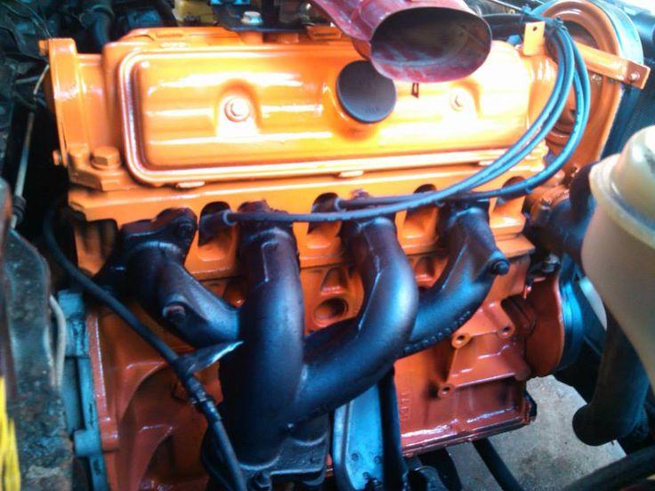 Motor novo lado