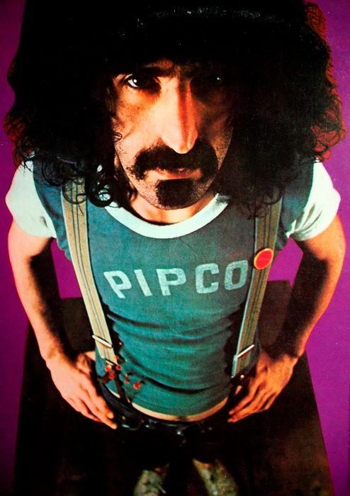 Photo Music - Frank Zappa 4 - Maldito Insolente